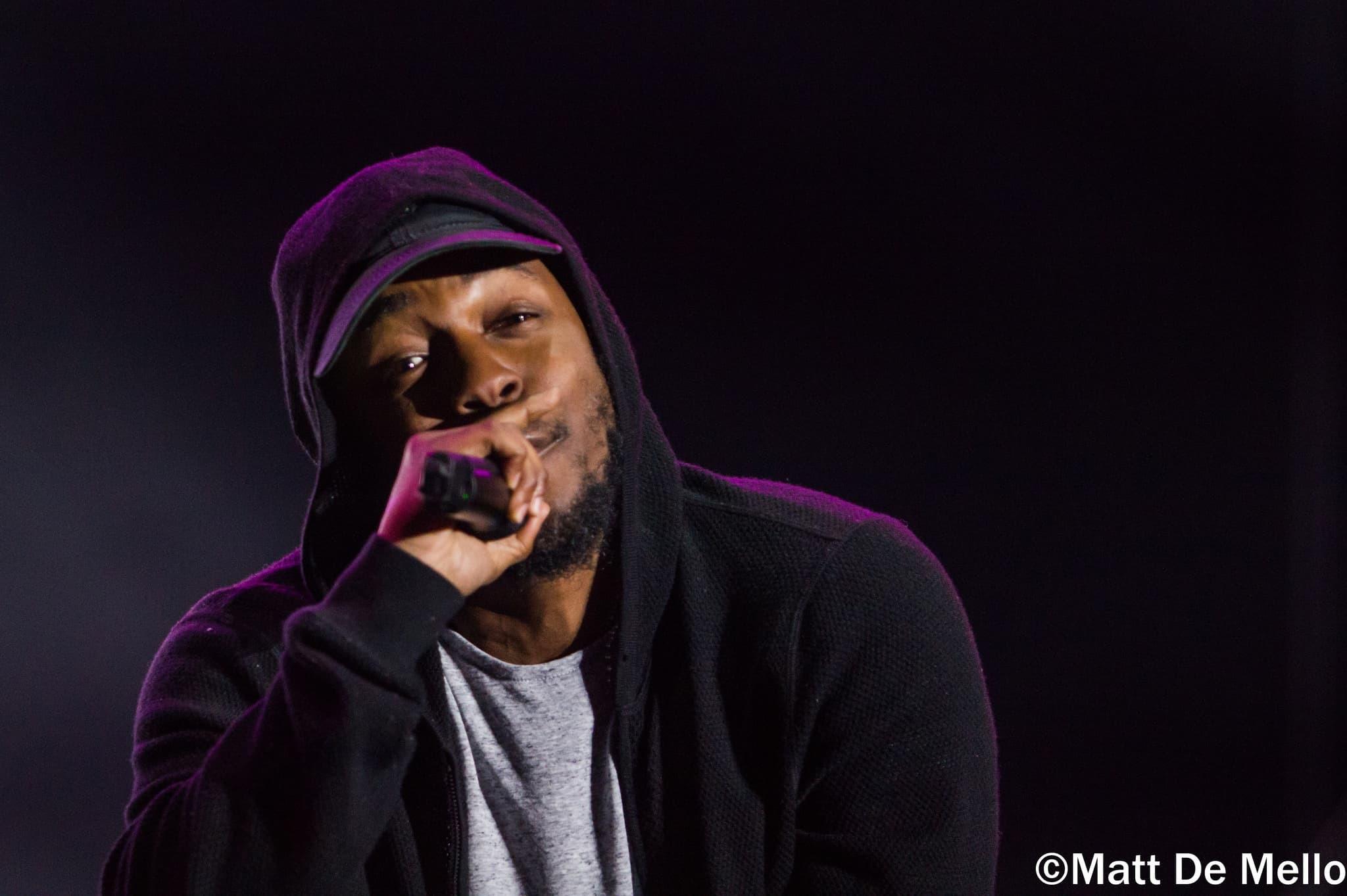 Kendrick Lamar HD
