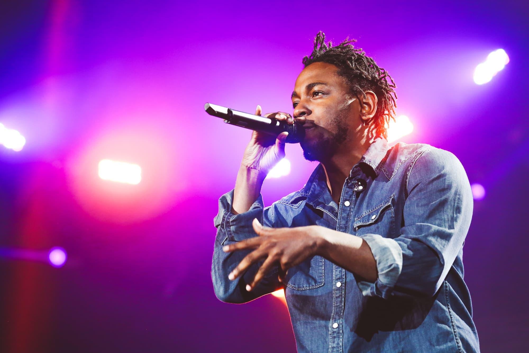 Kendrick Lamar Wallpaper
