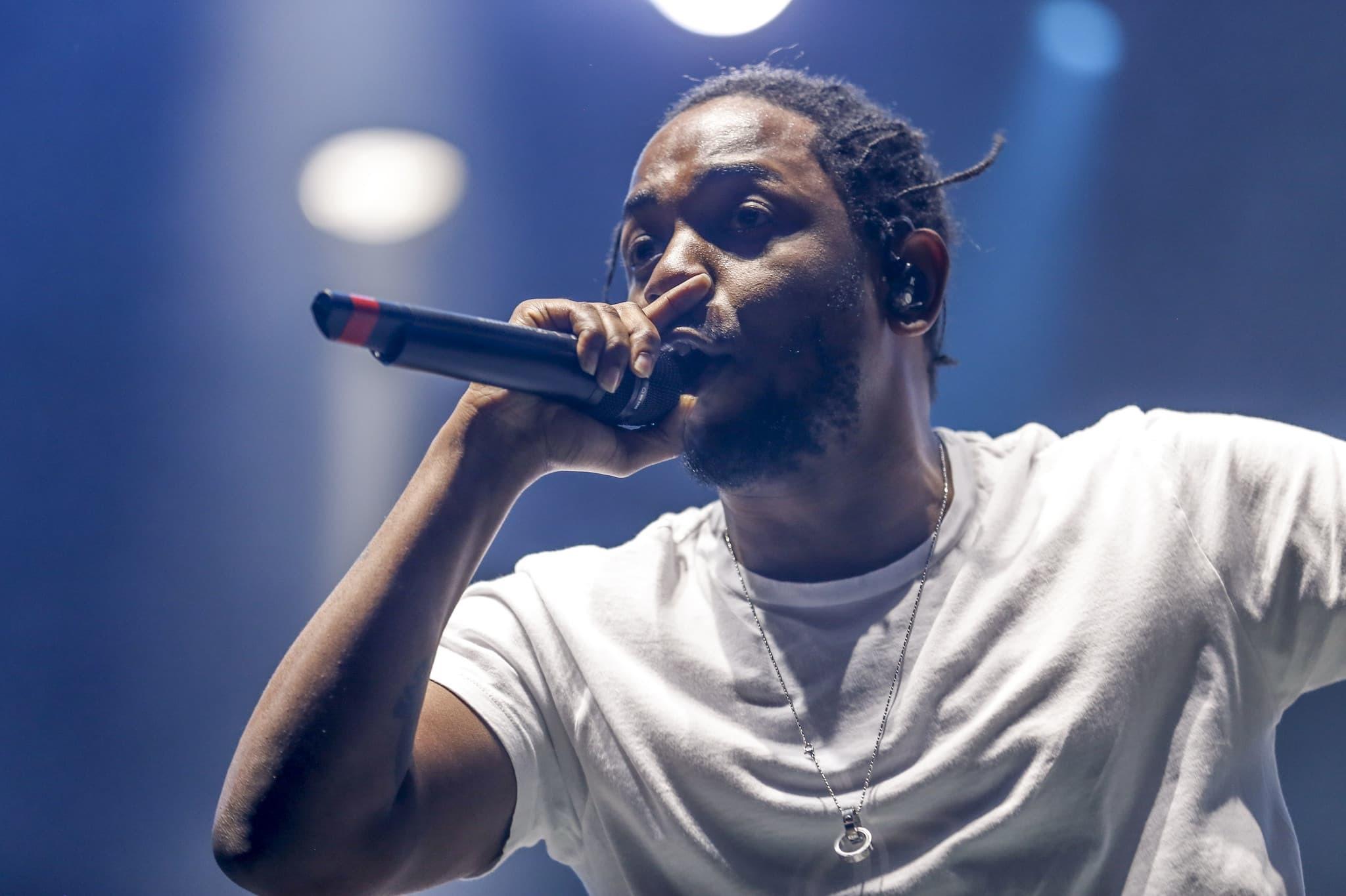 Kendrick Lamar Widescreen