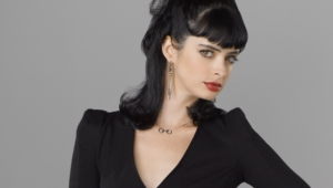 Krysten Ritter HD Background