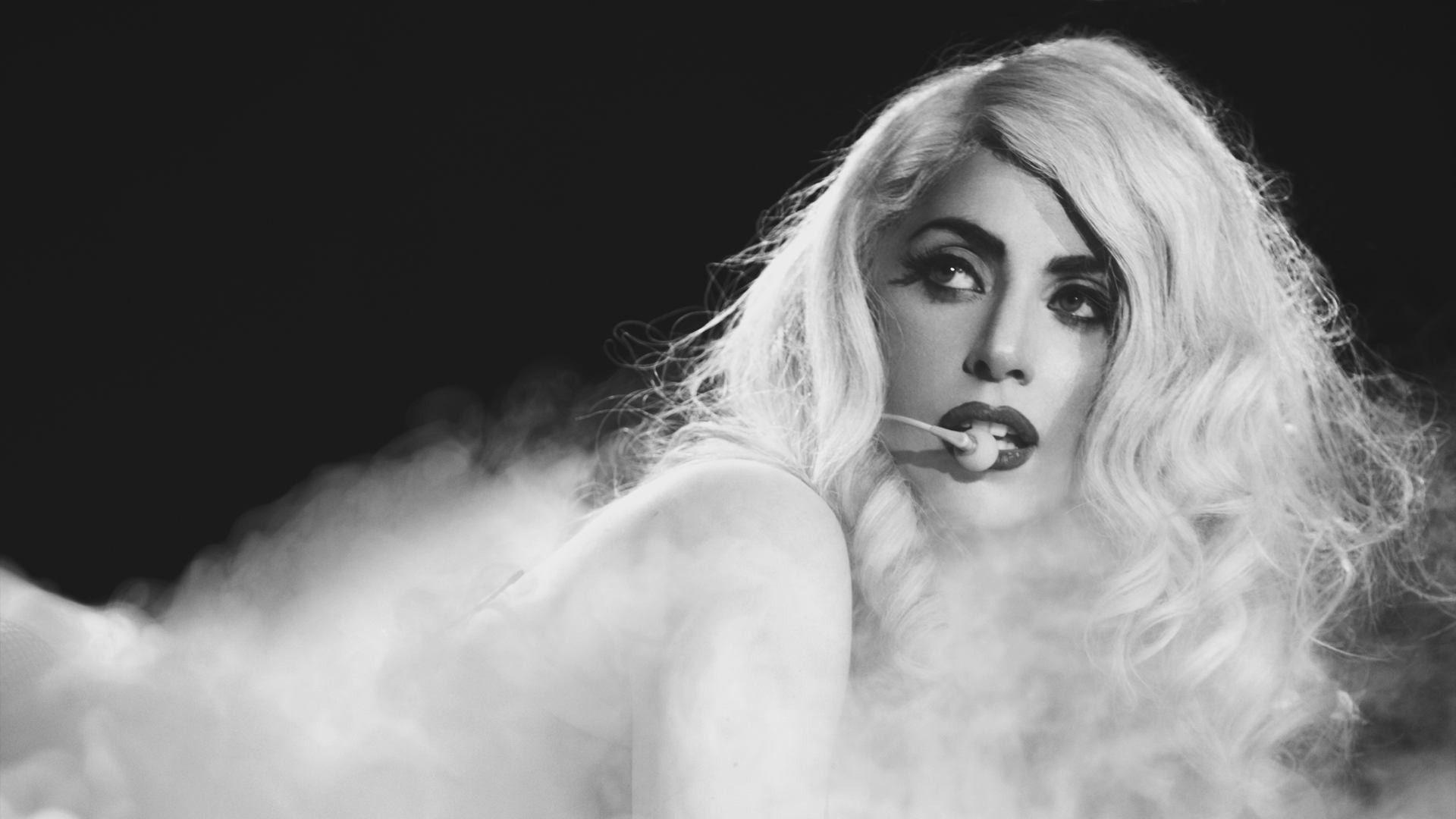 Lady Gaga Computer Wallpaper