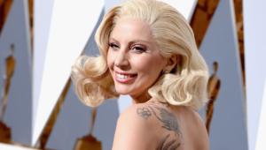 Lady Gaga HD Background
