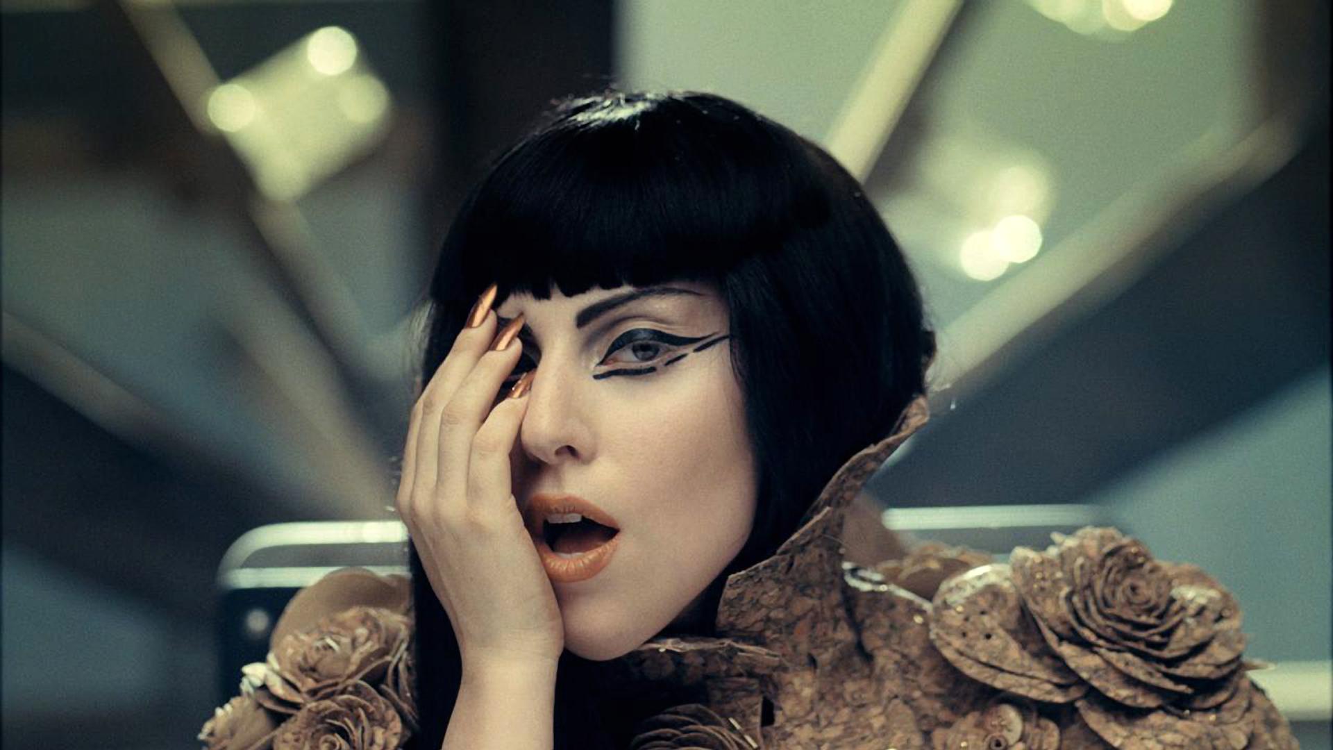 Lady Gaga HD Desktop