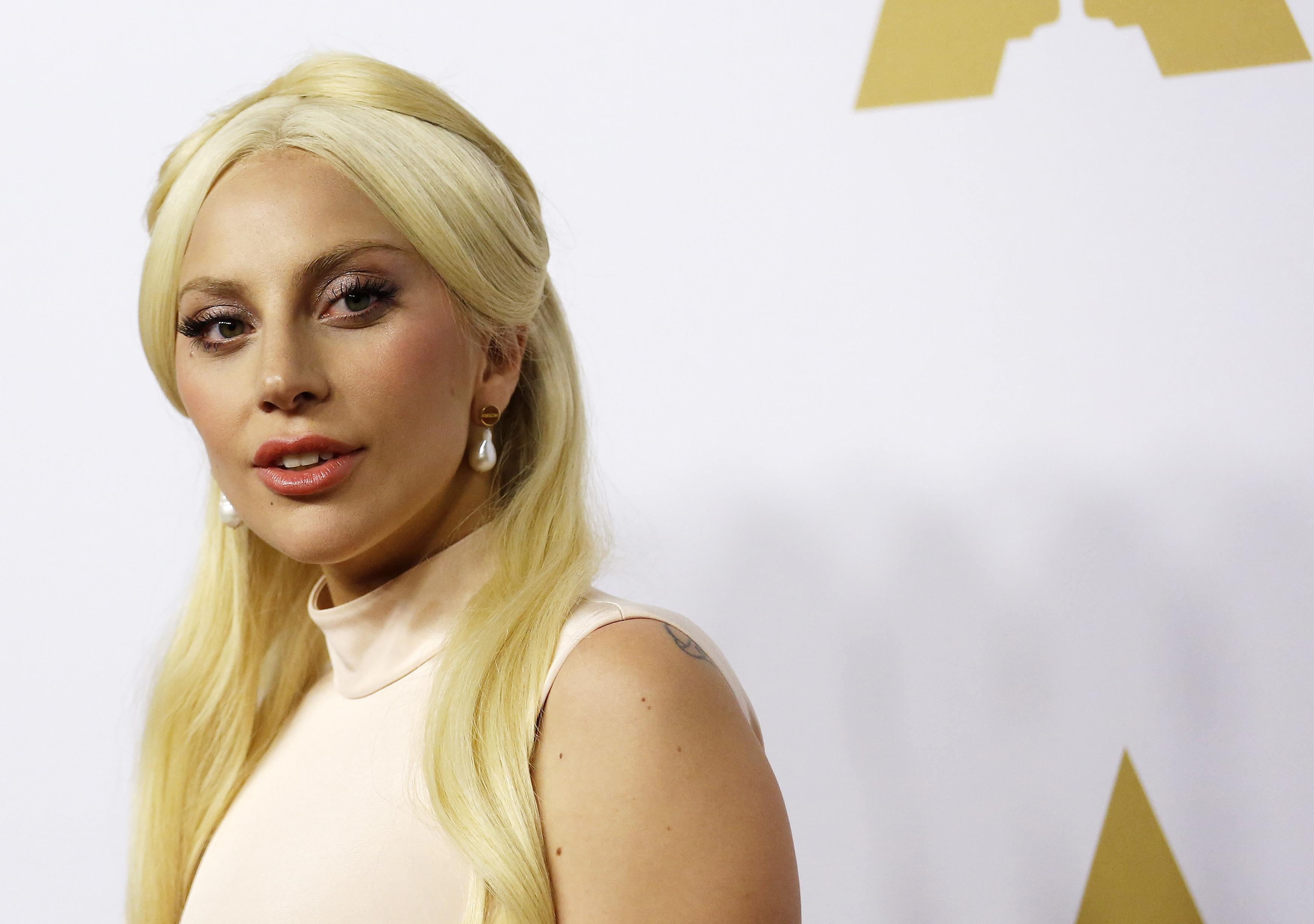 Lady Gaga HD Wallpaper