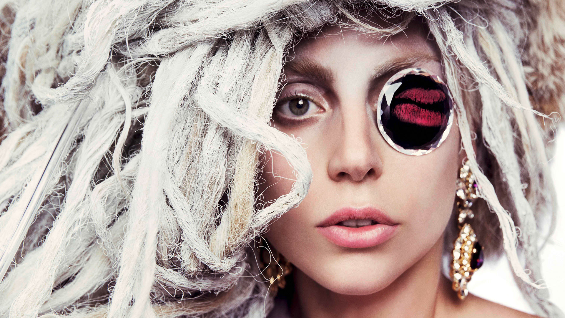 Lady Gaga Sexy Wallpapers