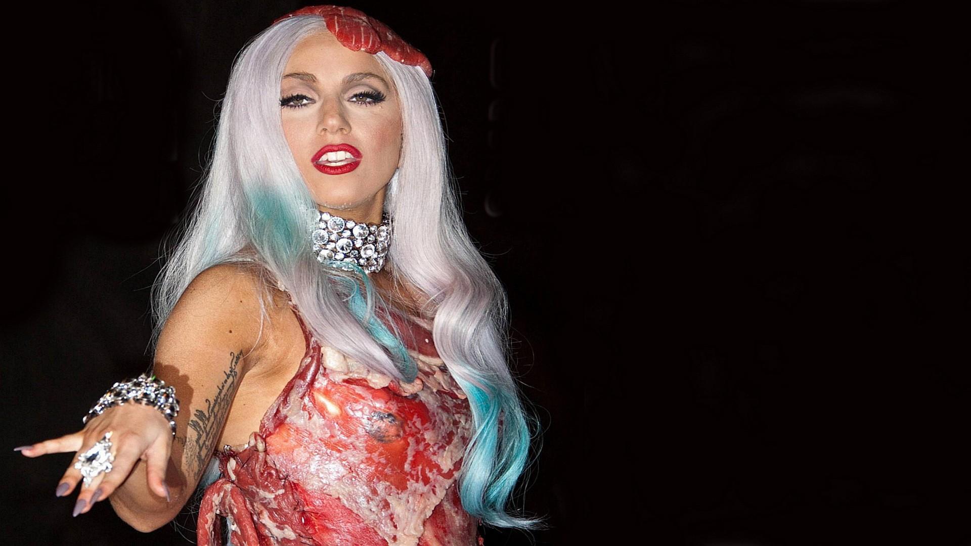 Lady Gaga For Desktop