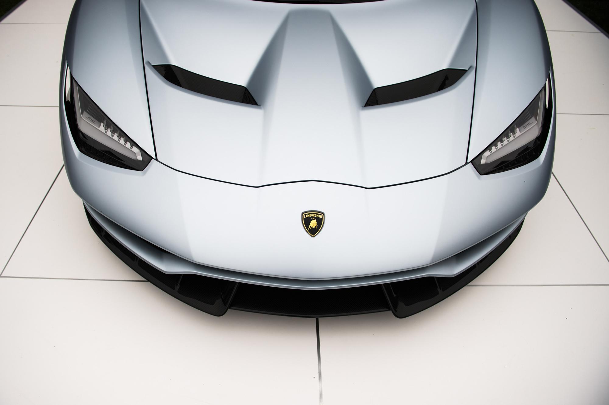 Lamborghini Centenario Roadster High Definition Wallpapers