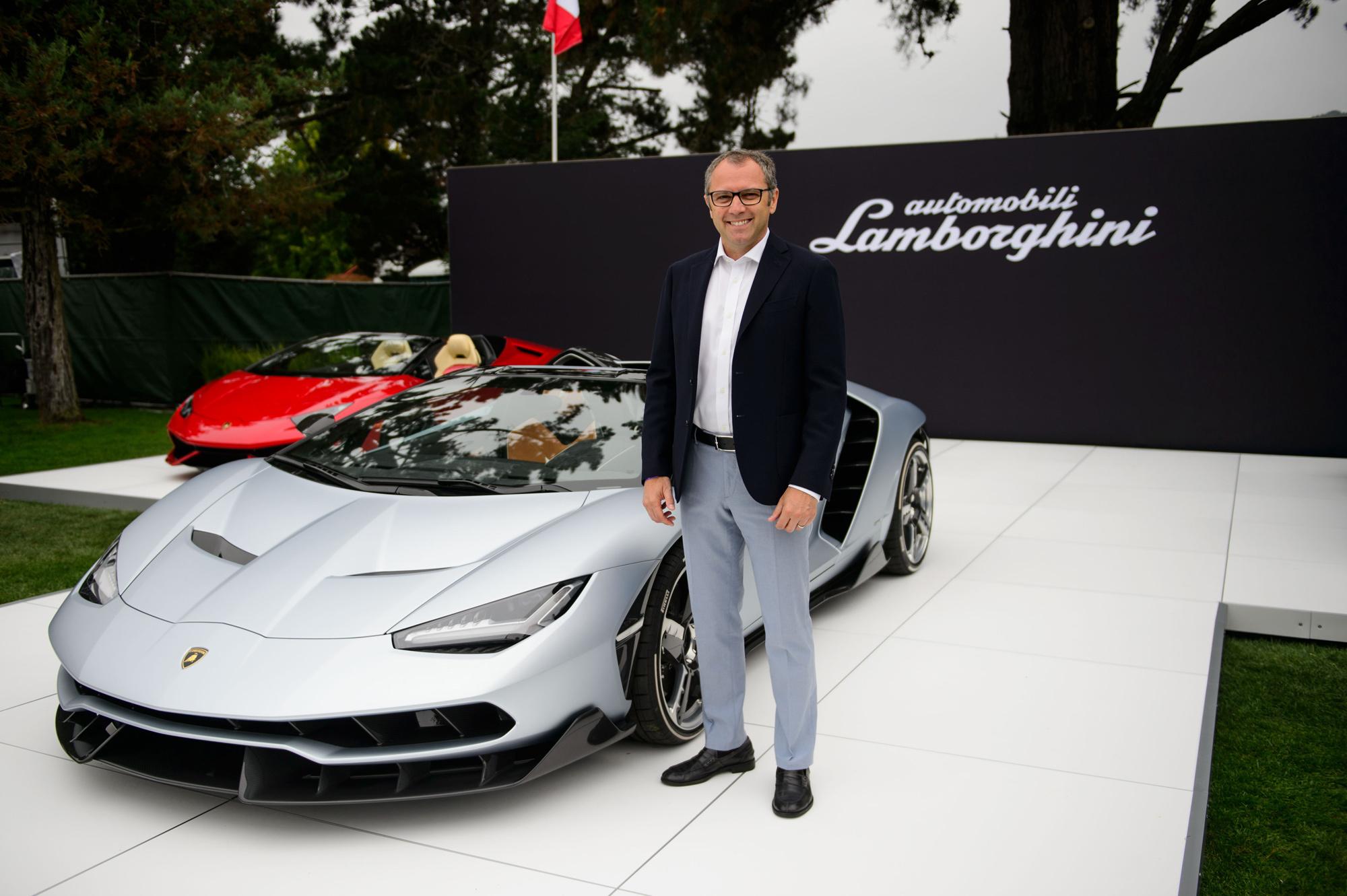 Lamborghini Centenario Roadster Wallpapers HD