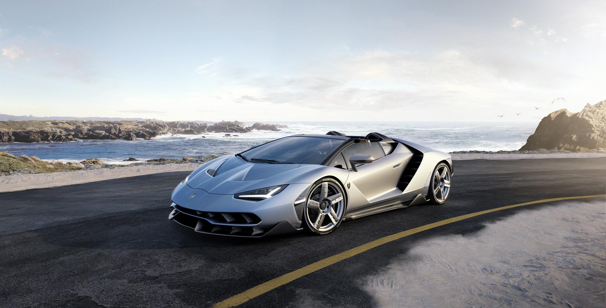Lamborghini Centenario Roadster Wallpapers