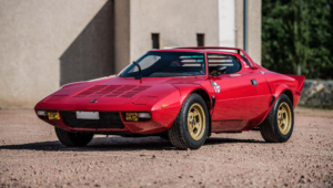 Lancia Stratos Wallpaper