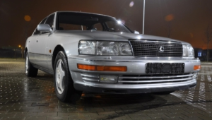Lexus LS 400 HD Wallpaper