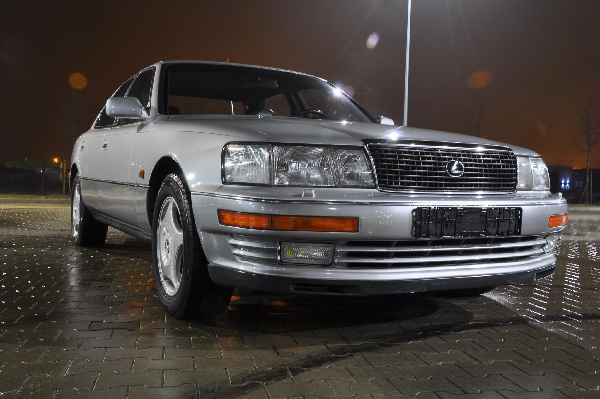 Lexus LS 400 HD Wallpaper