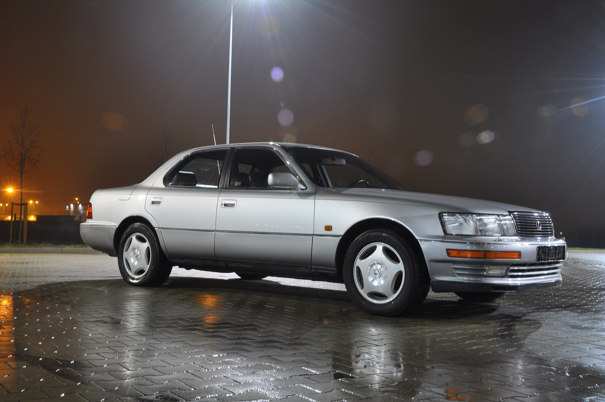Lexus LS 400 High Quality Wallpapers