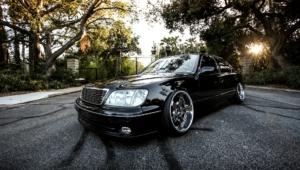 Lexus LS 400 Pictures