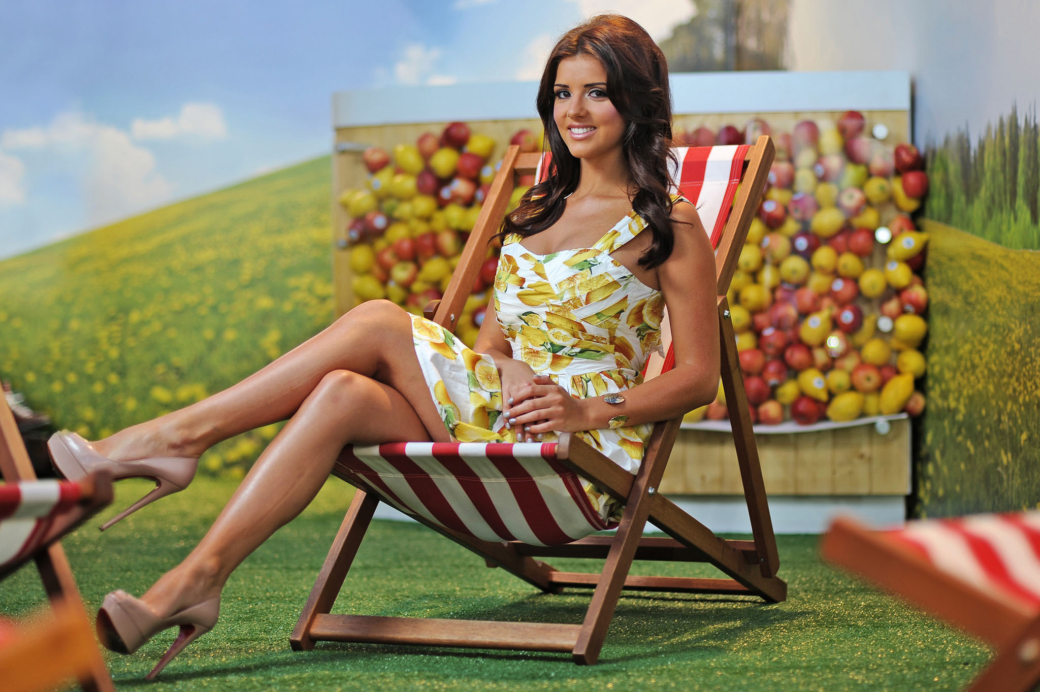 Lucy Mecklenburgh Images