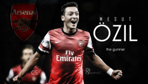 Mesut Ozil High Quality Wallpapers