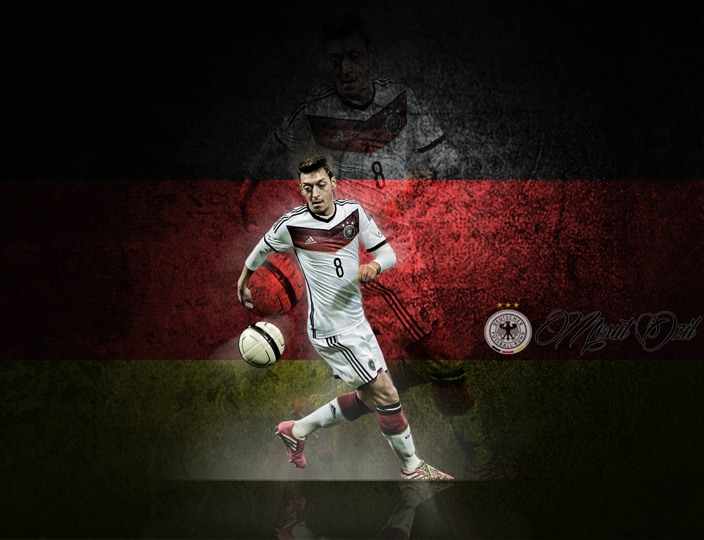 Mesut Ozil Wallpapers And Backgrounds