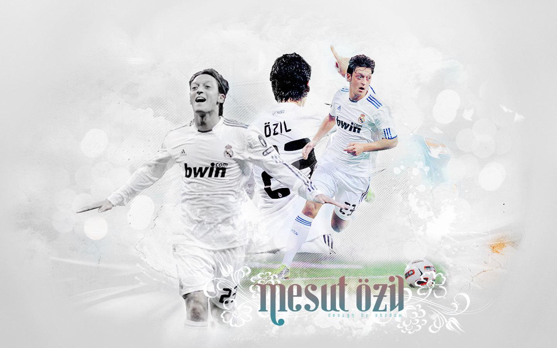 Mesut Ozil For Desktop