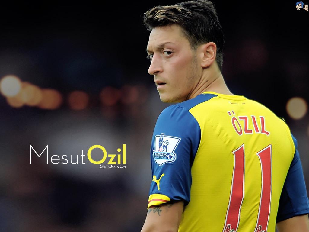 Mesut Ozil Full HD