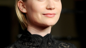Mia Wasikowska Iphone Background