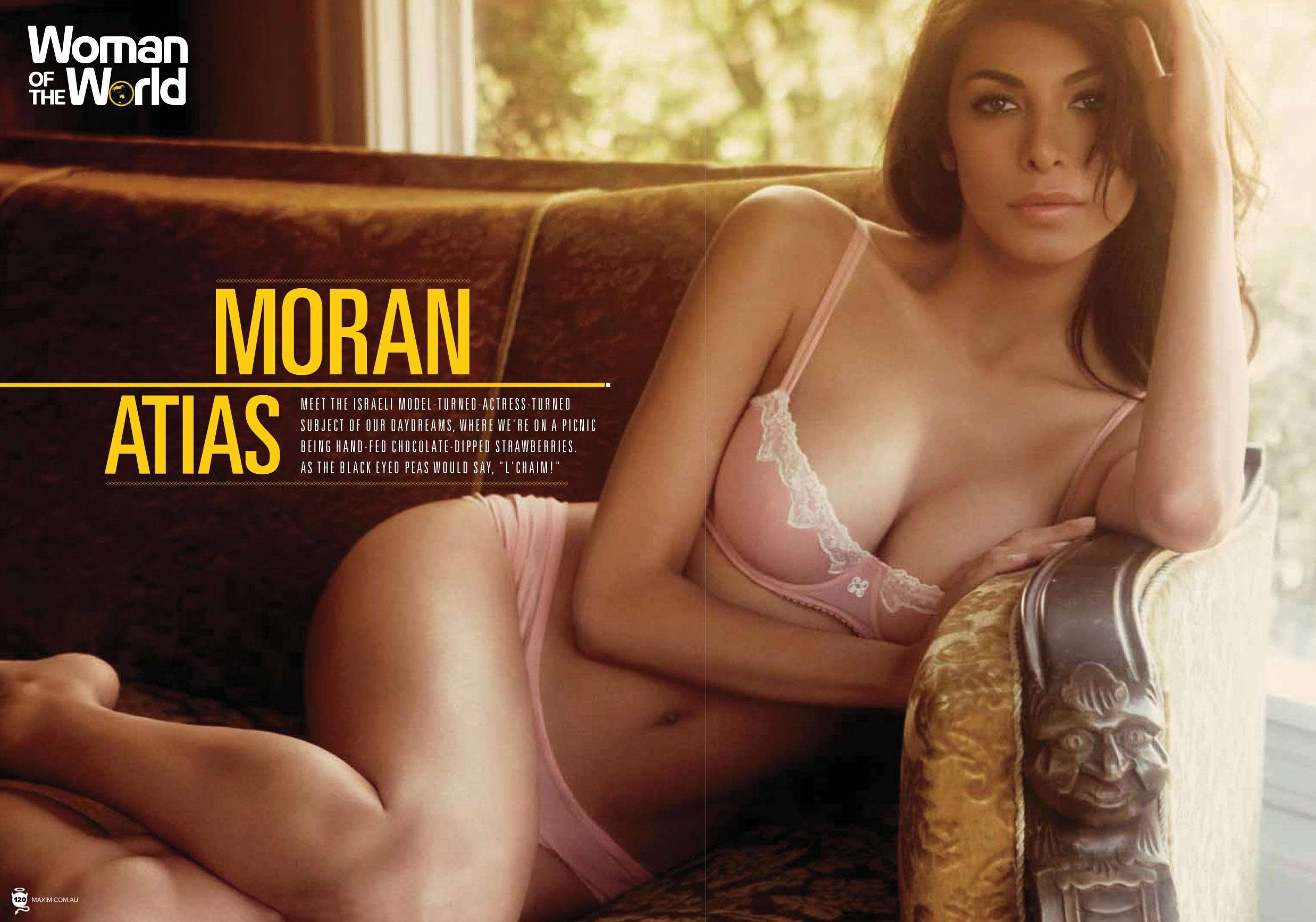 Moran Atias Full HD