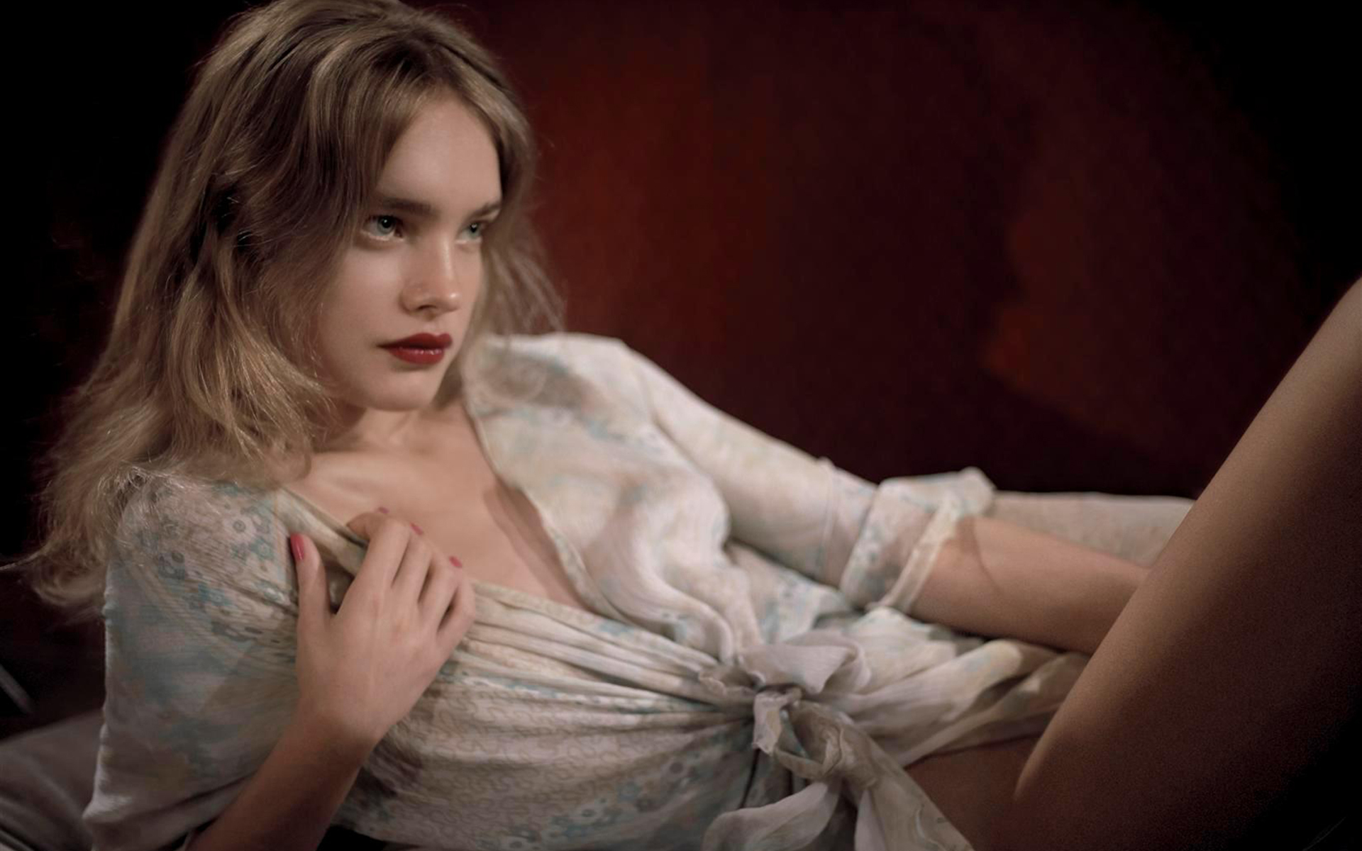 Natalia Vodianova High Quality Wallpapers