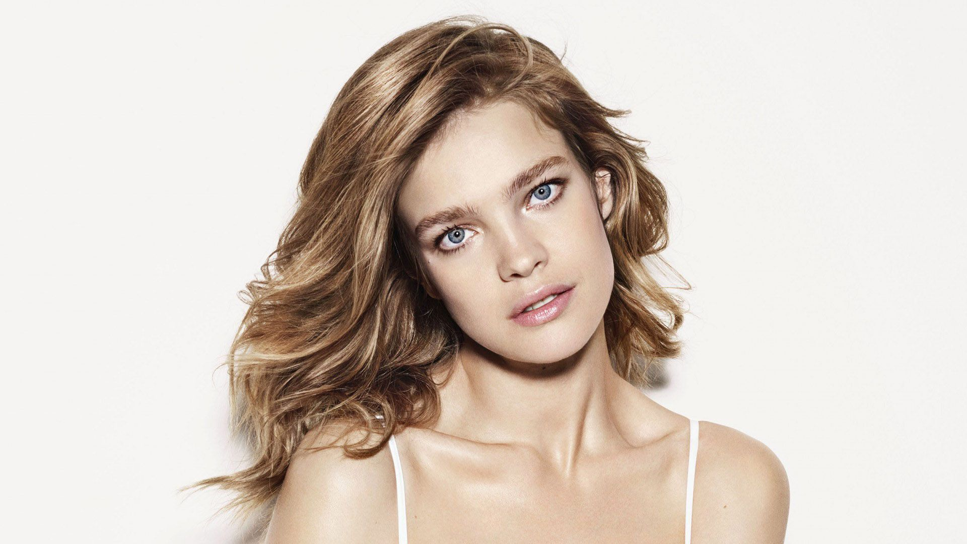 Natalia Vodianova For Desktop