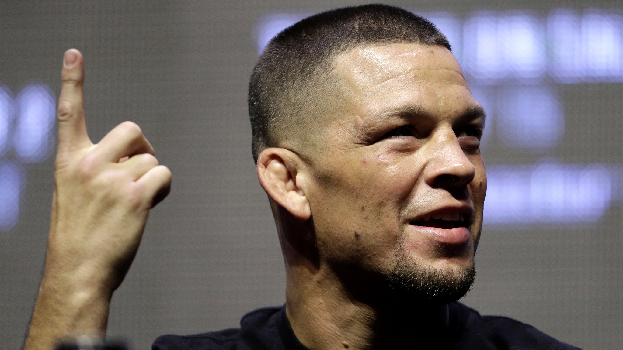 Nate Diaz HD Wallpaper