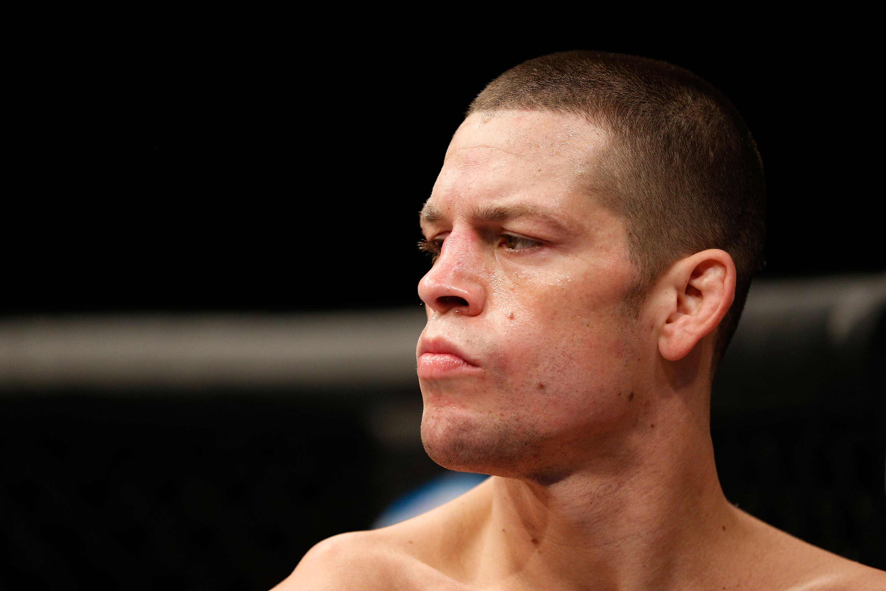 Nate Diaz Photos