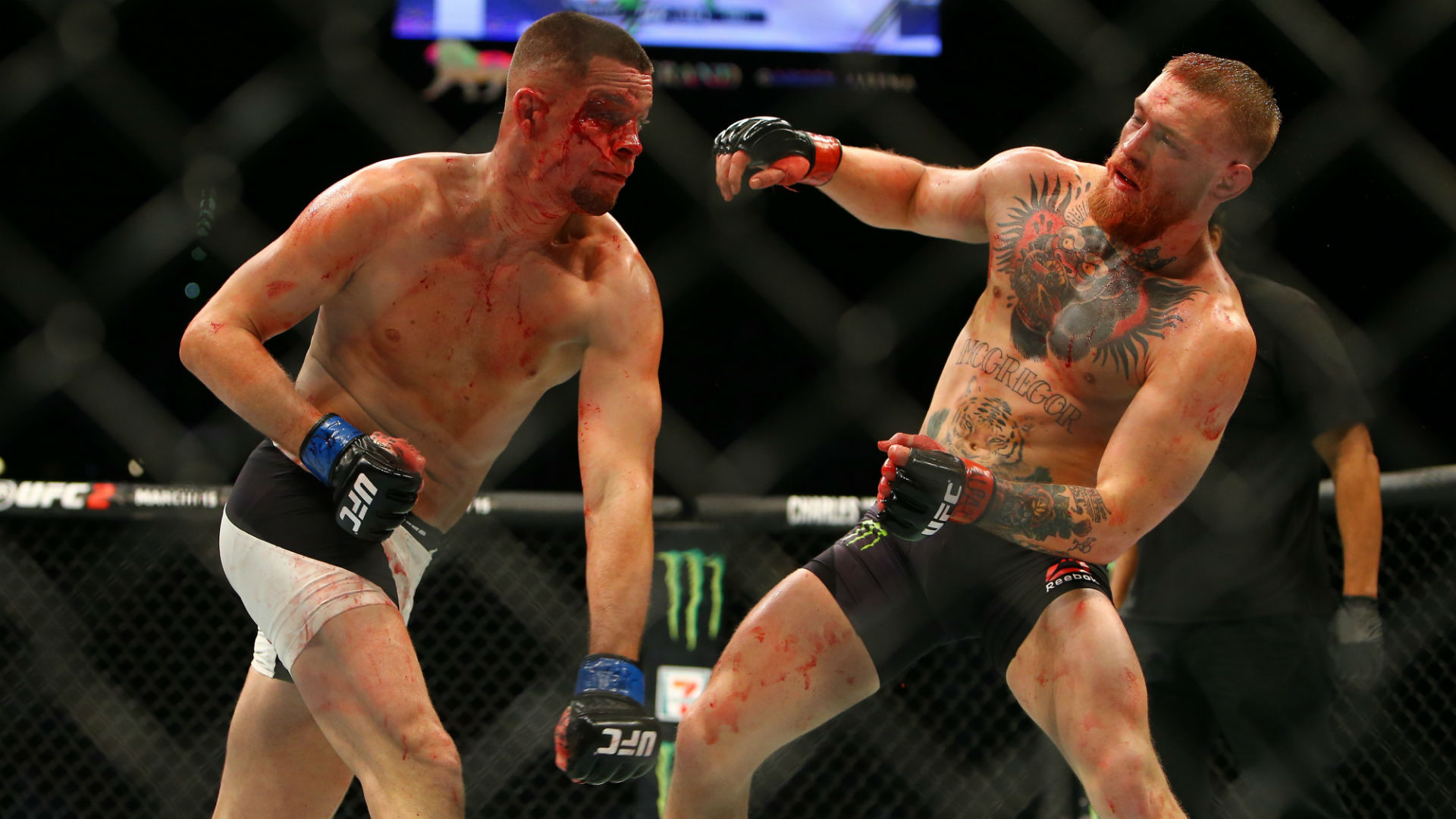 Nate Diaz Full HD