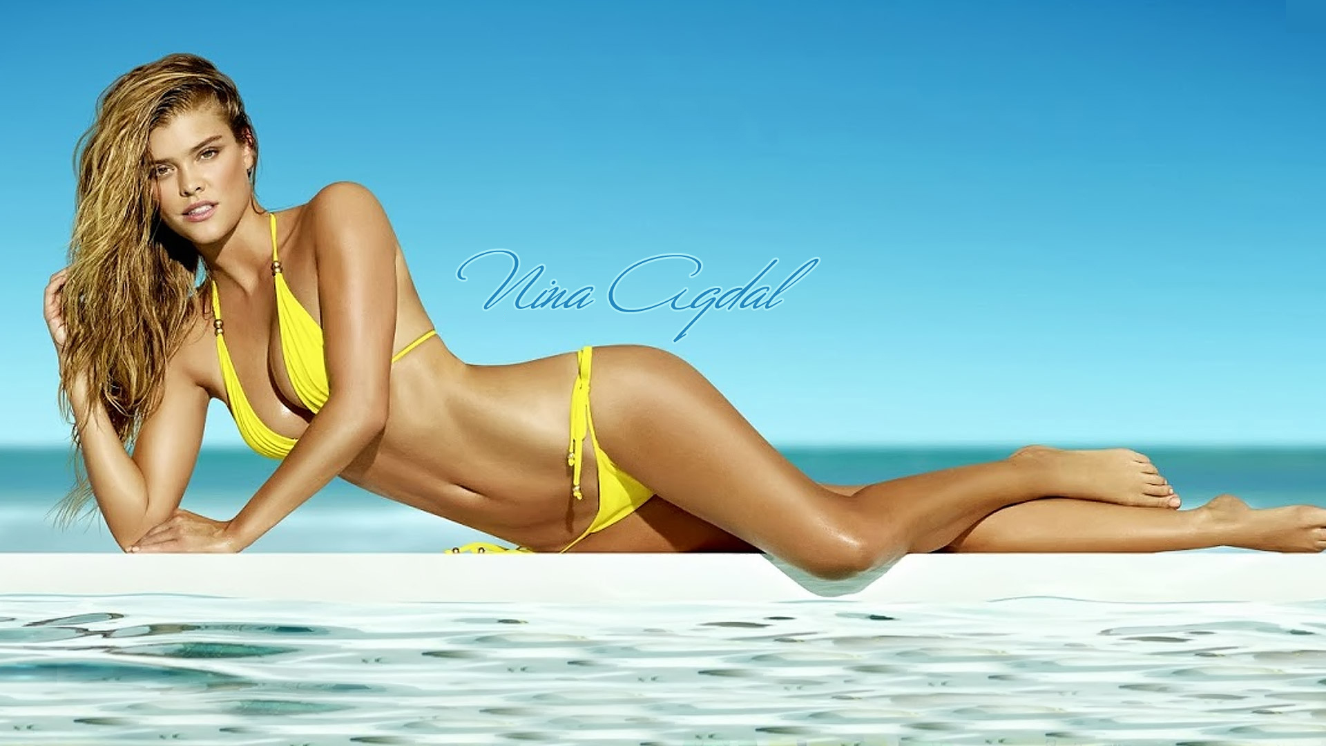 Nina Agdal Computer Backgrounds