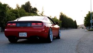Nissan 300ZX Background