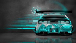 Nissan 300ZX HD Background