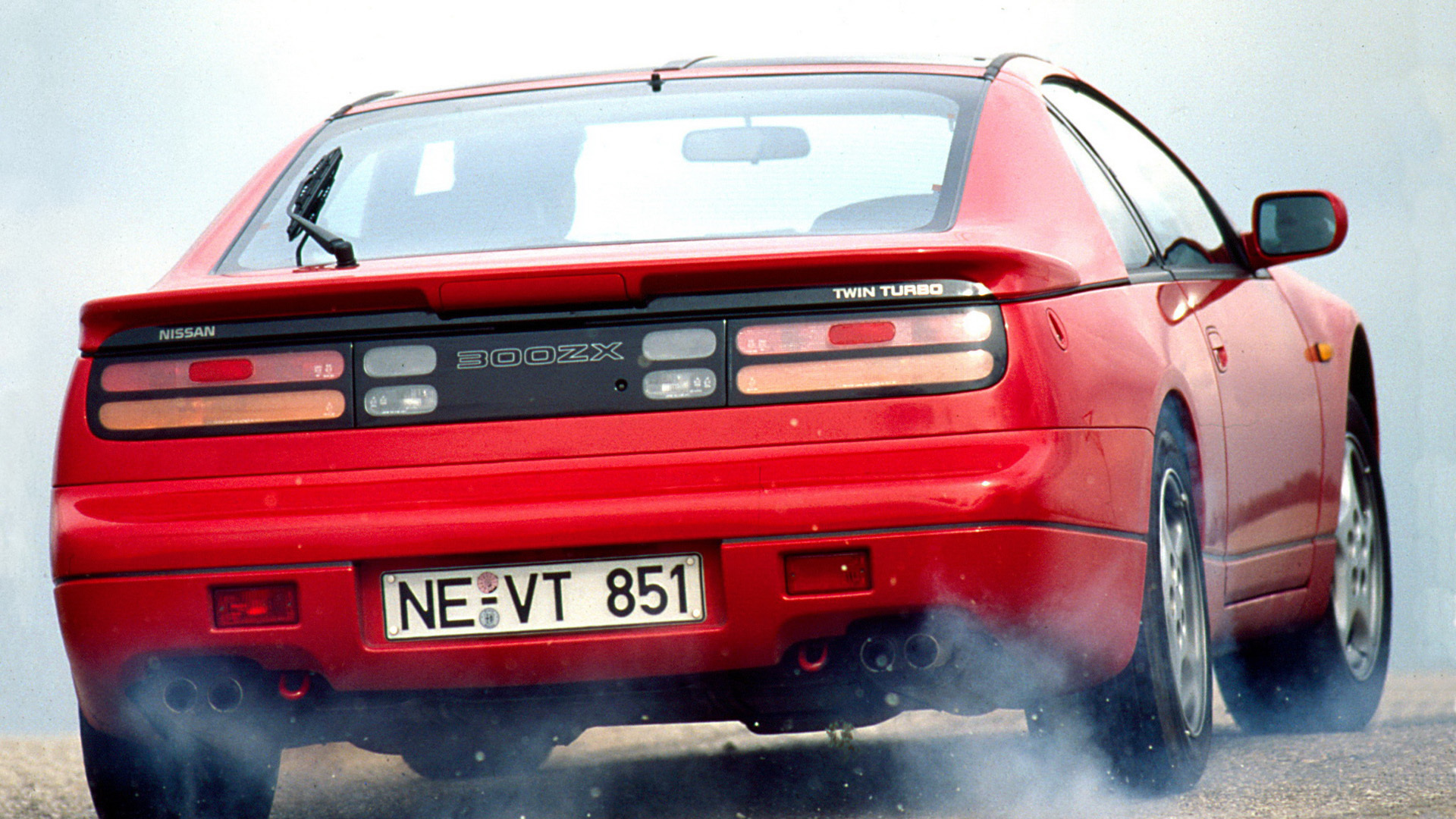 Nissan 300ZX High Quality Wallpapers