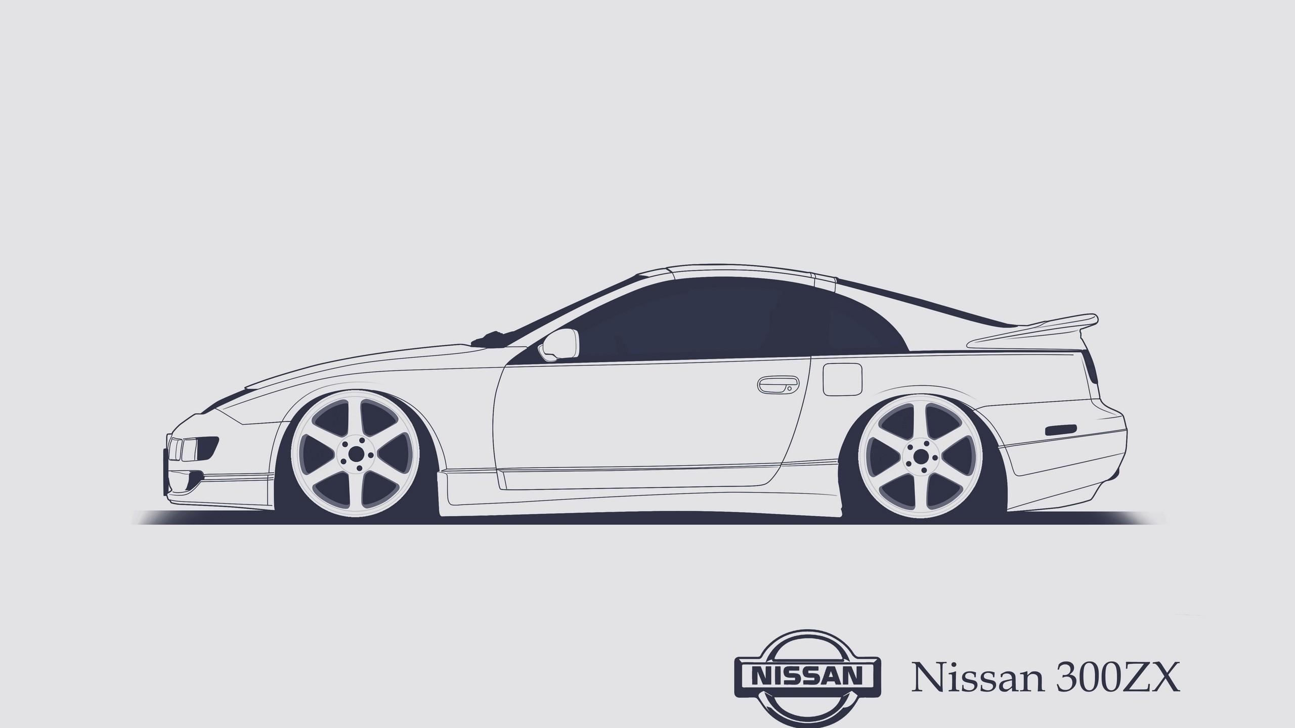 Nissan 300ZX For Desktop