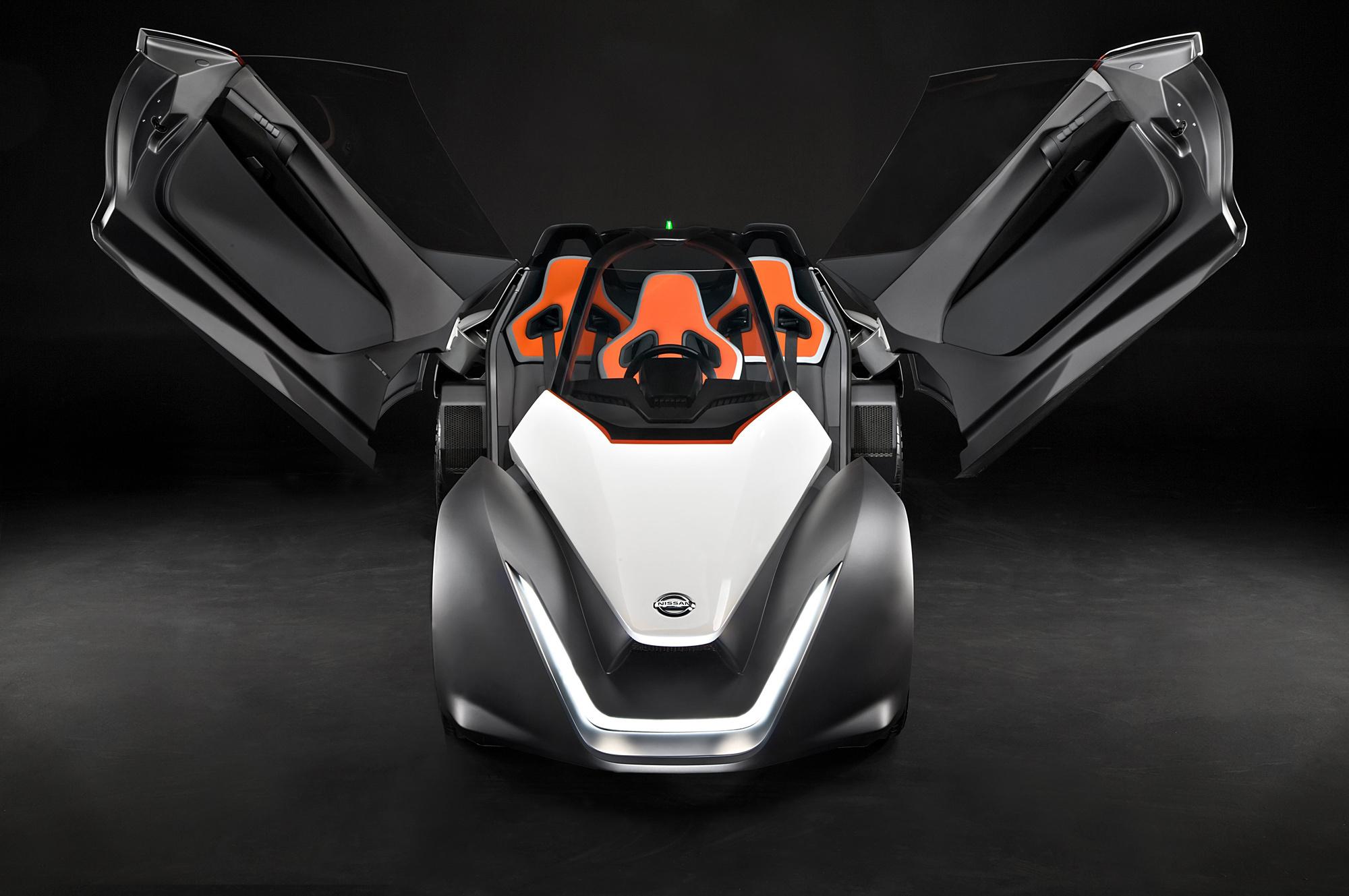 Nissan BladeGlider Images