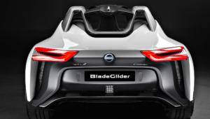 Nissan BladeGlider Widescreen
