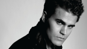 Paul Wesley Computer Wallpaper
