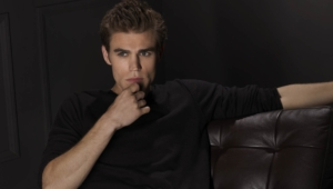 Paul Wesley Wallpapers
