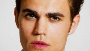 Paul Wesley Iphone Sexy Wallpapers