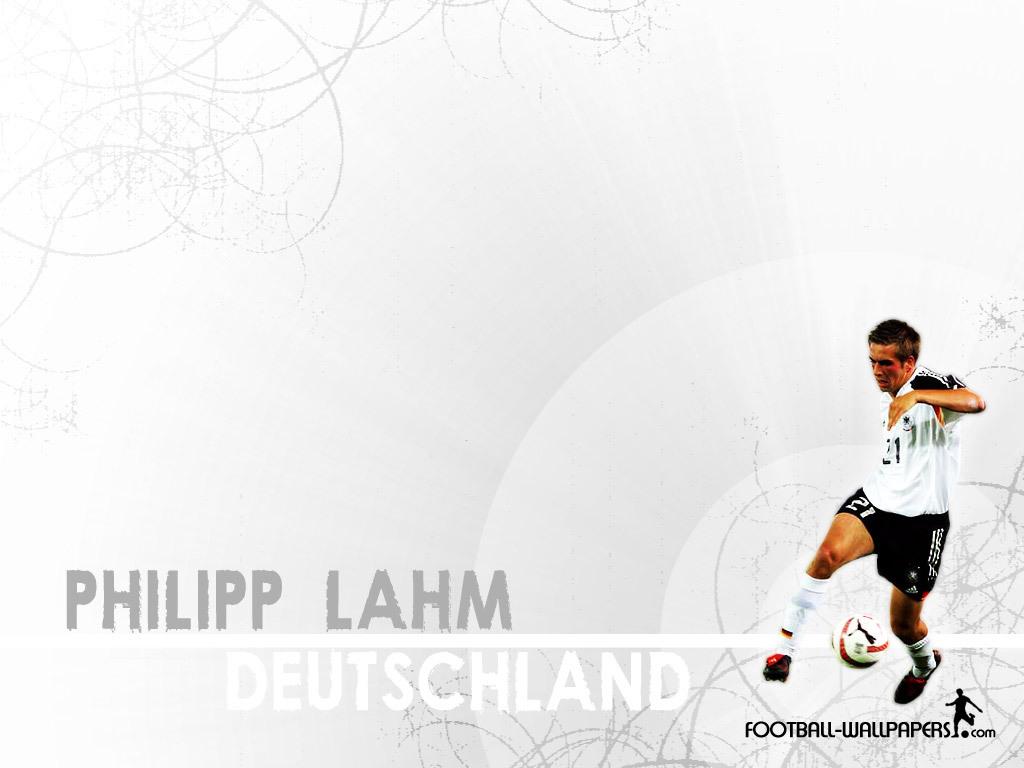 Philipp Lahm Desktop