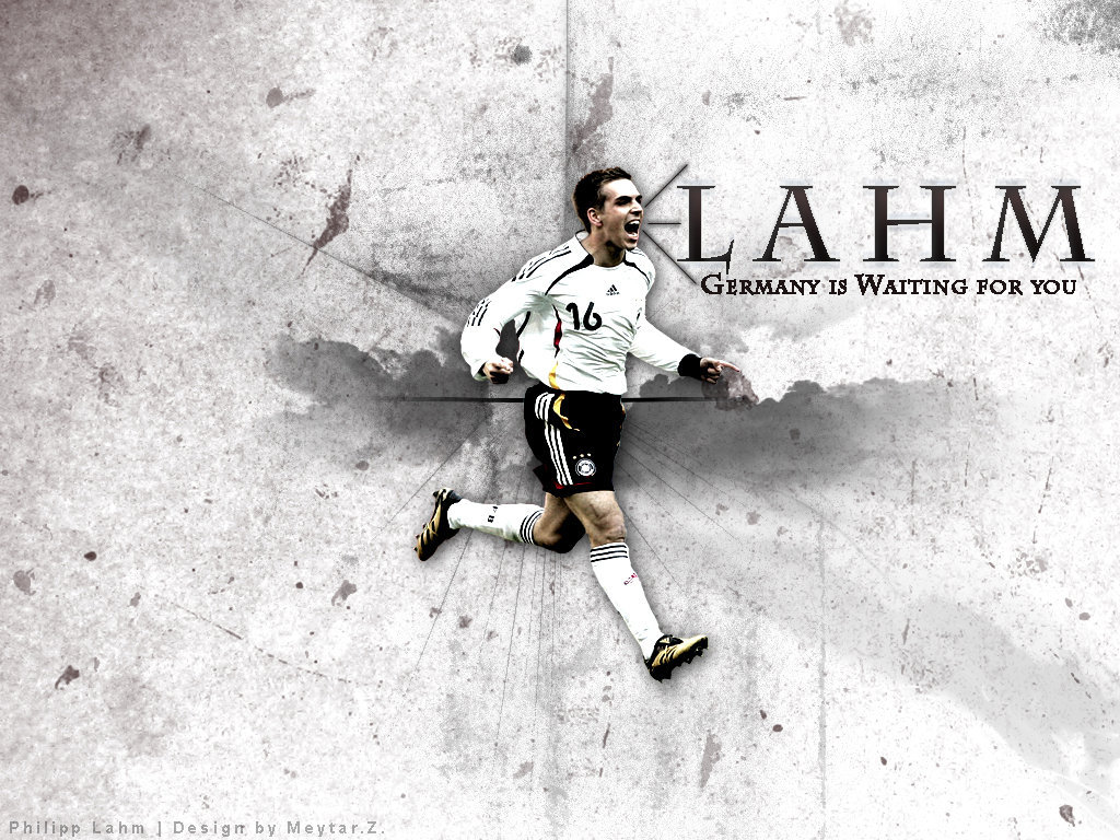 Philipp Lahm HD Background