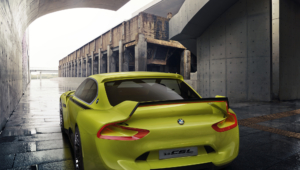 Pictures Of BMW 3.0 CSL Hommage Concept
