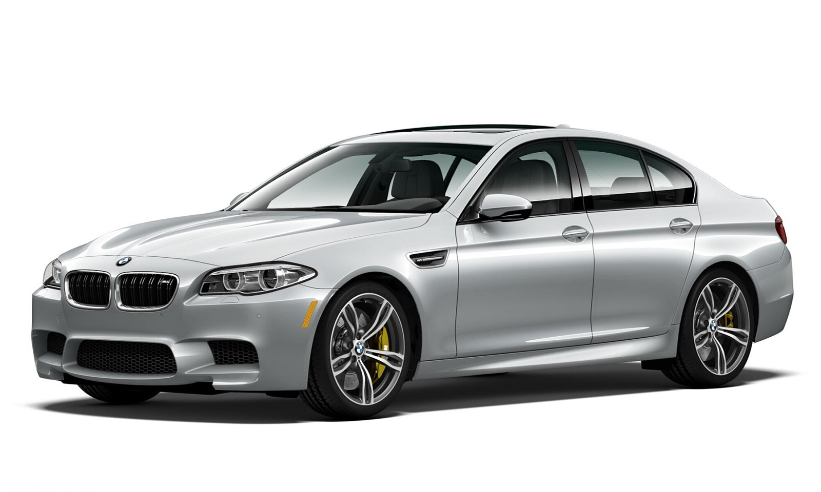 Pictures Of BMW M5 Competition Edition