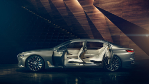 Pictures Of BMW Vision Future Luxury