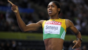 Pictures Of Caster Semenya