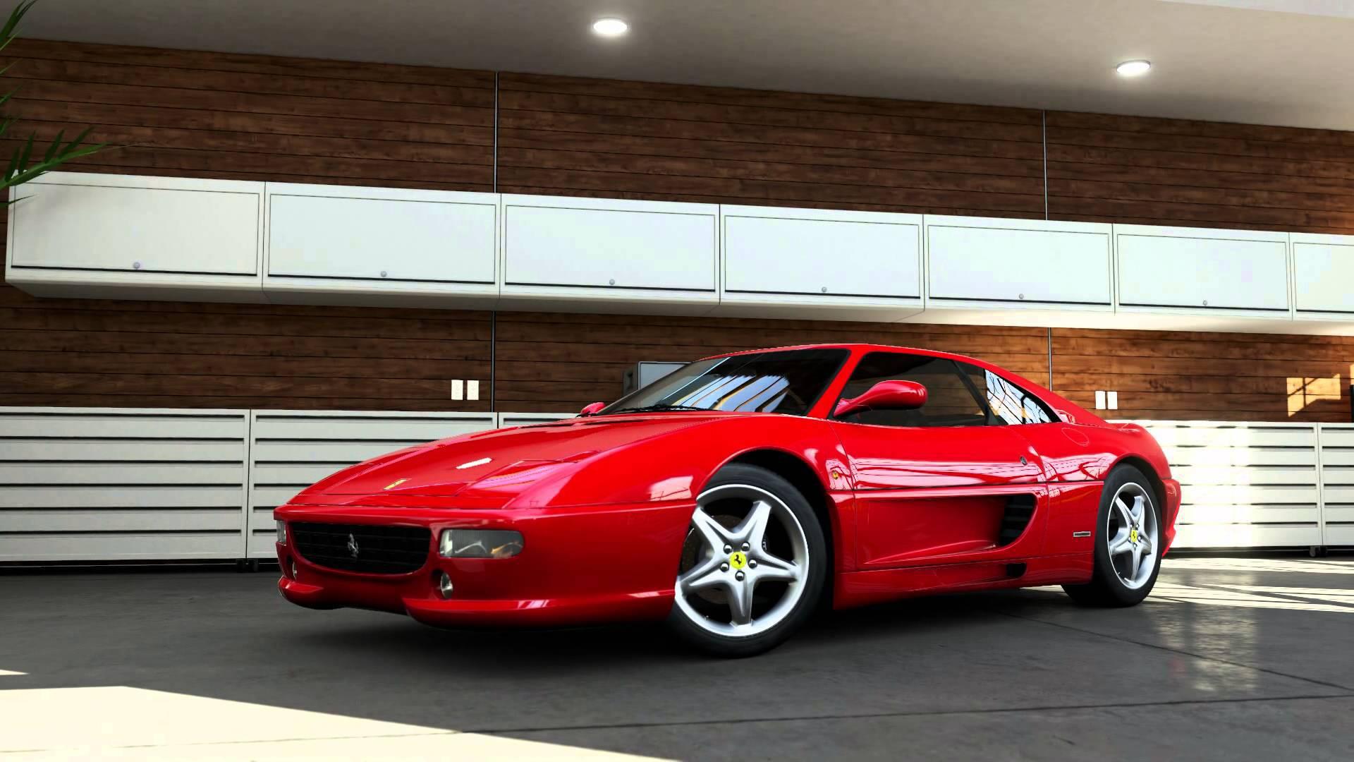Pictures Of Ferrari F355