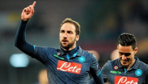 Pictures Of Gonzalo Higuain