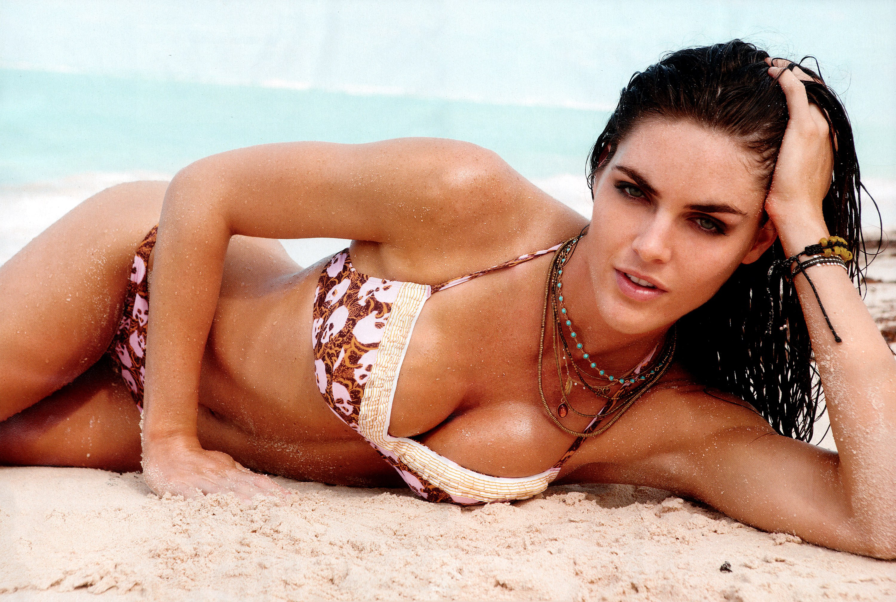 Pictures Of Hilary Rhoda