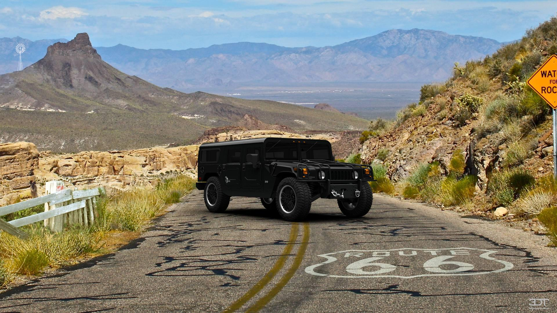 Pictures Of Hummer H1
